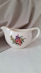 "INDELIS ""CREAMER IN FLOWERS"", 1 vnt, PORCELIANAS"
