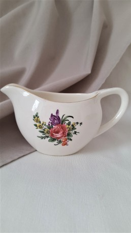 "INDELIS ""CREAMER & FLOWERS"", 1 vnt, PORCELIANAS"