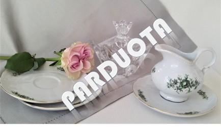 "Rinkinukas ""Roses in Wien"", PORCELIANAS"