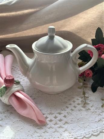 "ARBATINIS CHURCHILL ""WHITE TEA"", 1 VNT, IRONSTONE PORCELIANAS"